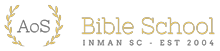 AoS Bible School Logo